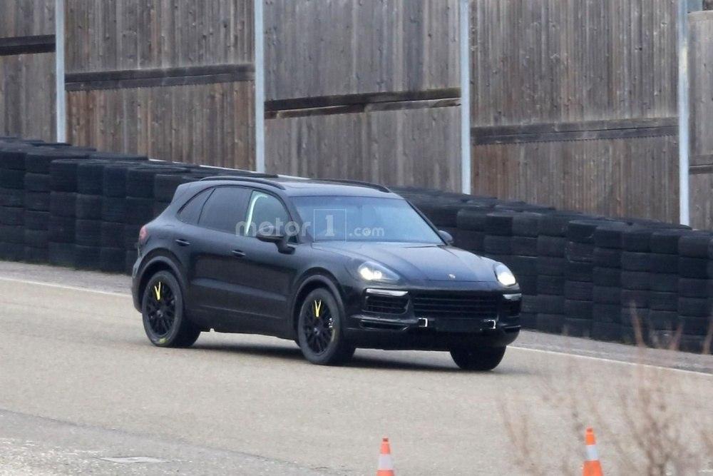 2018 Porsche Cayenne 4