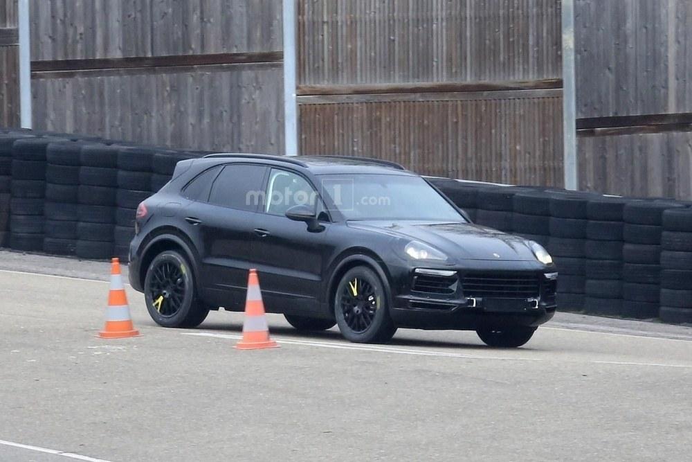 2018 Porsche Cayenne 6