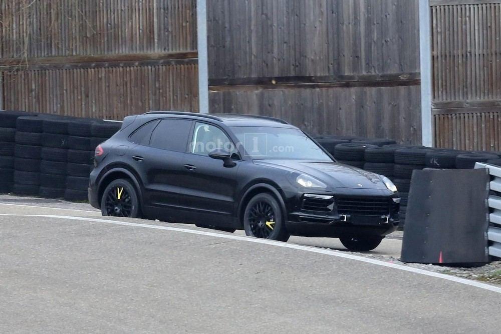 2018 Porsche Cayenne 8