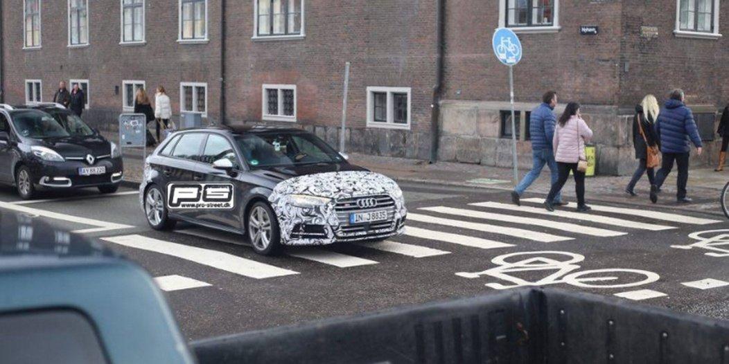 Audi S3 Sportback facelift-1