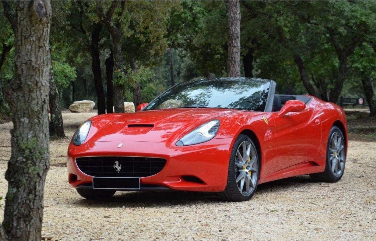94dd82330 سعودي شفت » شركات السيارات » فيراري » فيراري كاليفورنيا تباع بأكثر من ضعفي  سعرها، فما السبب؟
