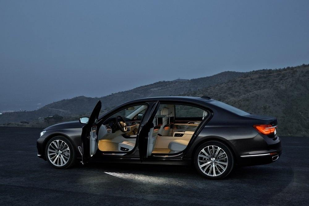 The all-new BMW 730 Li brings new levels of luxury and power to the King...