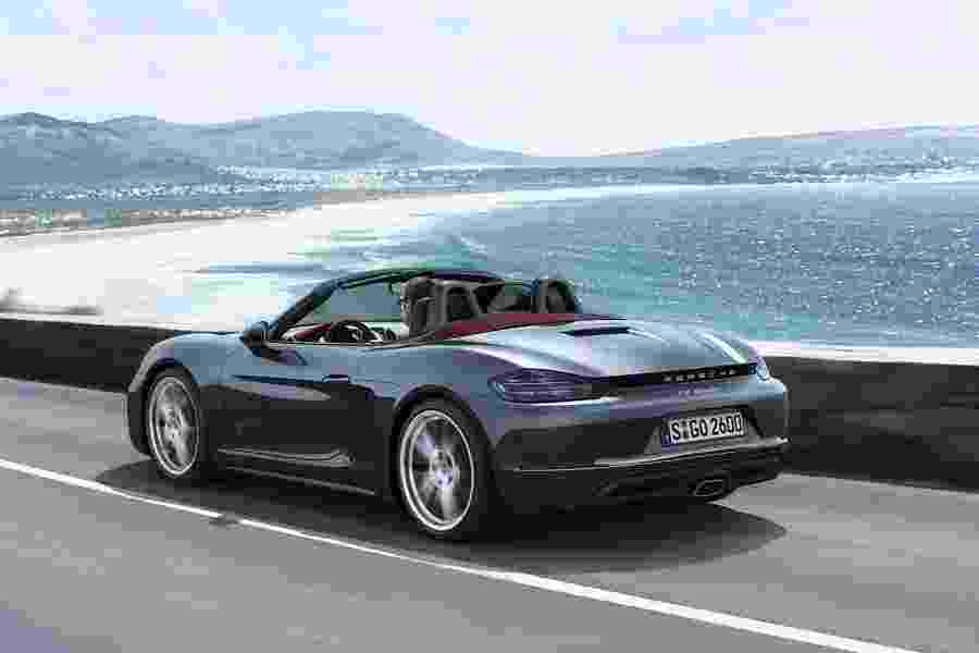 718 Boxster