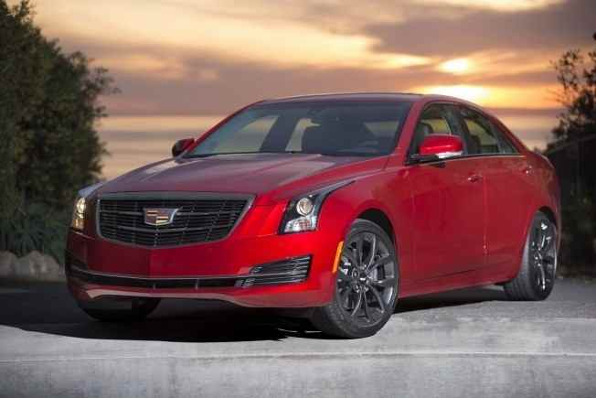 The Black Chrome Package further enhances the engaging performance and striking design of the Cadillac ATS Sedan and Coupe and CTS Sedan.