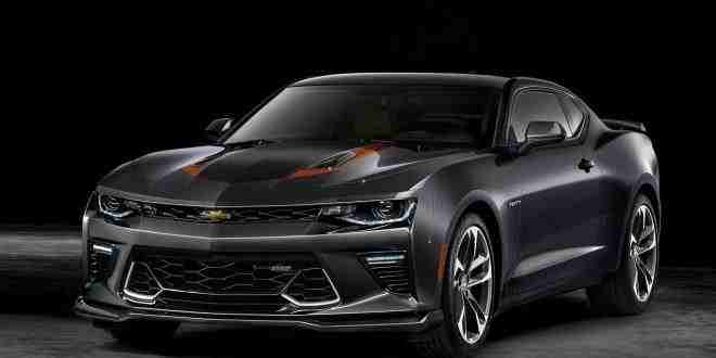 2017-Chevrolet-Camaro-50th-Anniversary-front-three-quarters-