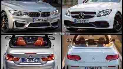 Bild-Vergleich-BMW-M4-F83-Mercedes-C63-AMG-Cabrio-2016-02-750x562-750x562