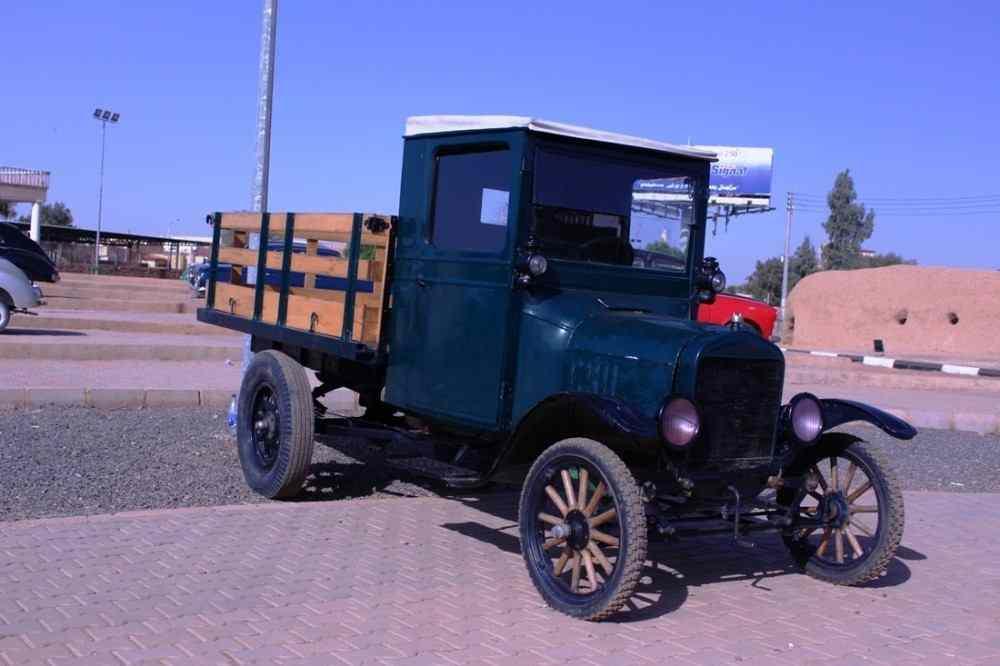فورد موديل T 1915