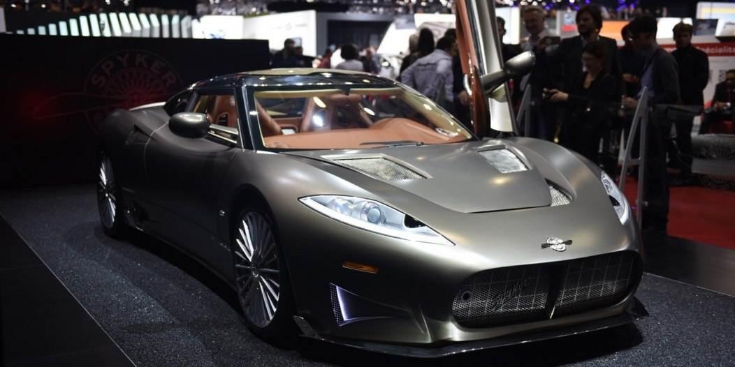 Spyker-C8-at-Geneva10