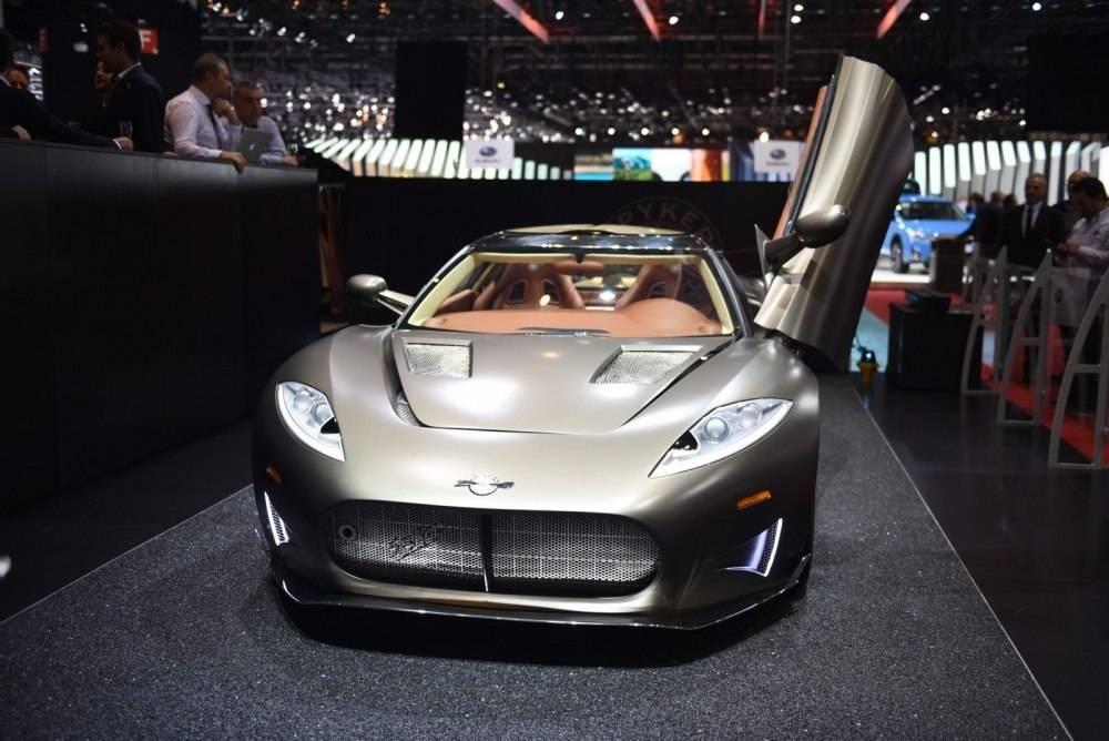 Spyker-C8-at-Geneva2
