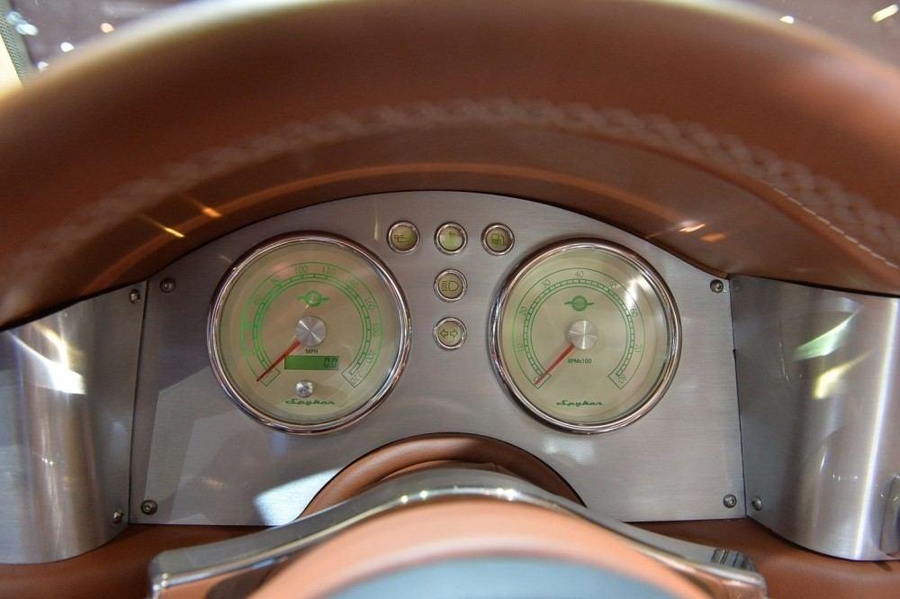 spyker c8 5