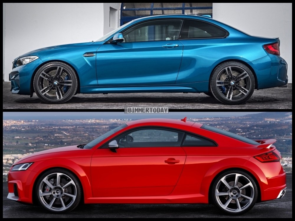 Bild-Vergleich-BMW-M2-F87-Audi-TT-RS-Coupe-2016-02