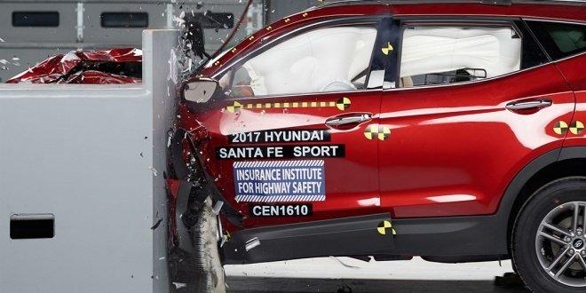 2017 Hyundai Santa Fe Sport IIHS rating 1