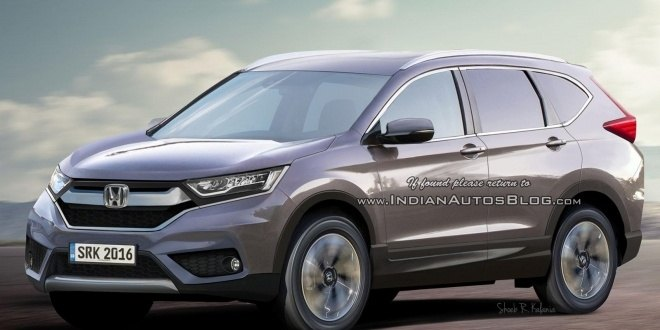 Next-gen-2017-Honda-CR-V-Rendering