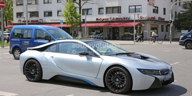 BMW i8 EV