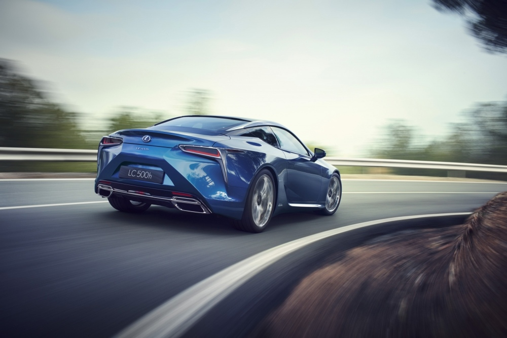Lexus LC 500h - Hybrid