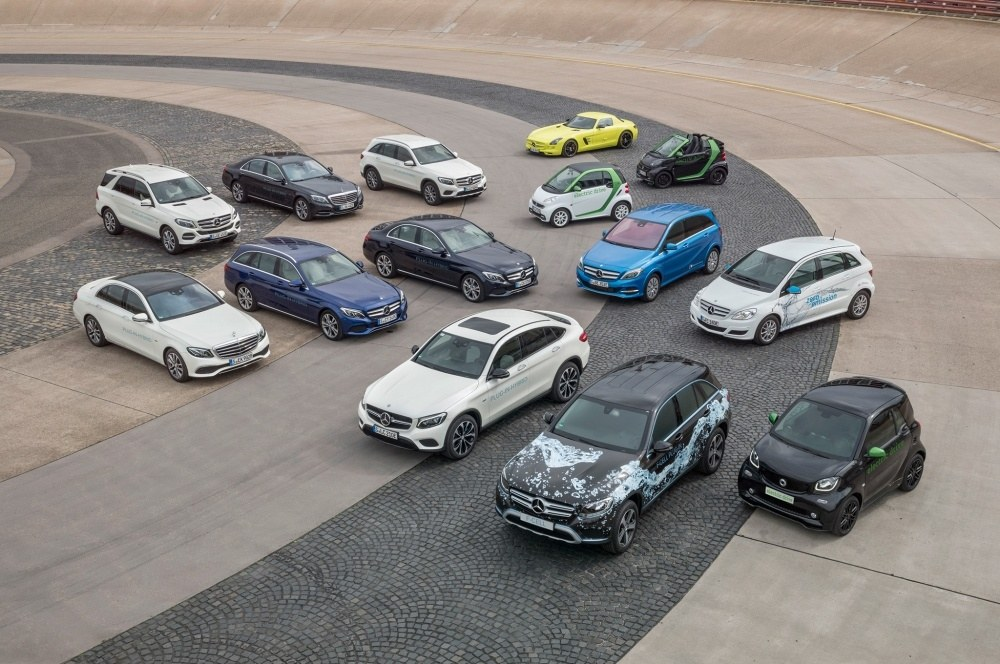 Mercedes-Benz-hybrid-and-electric-vehicles
