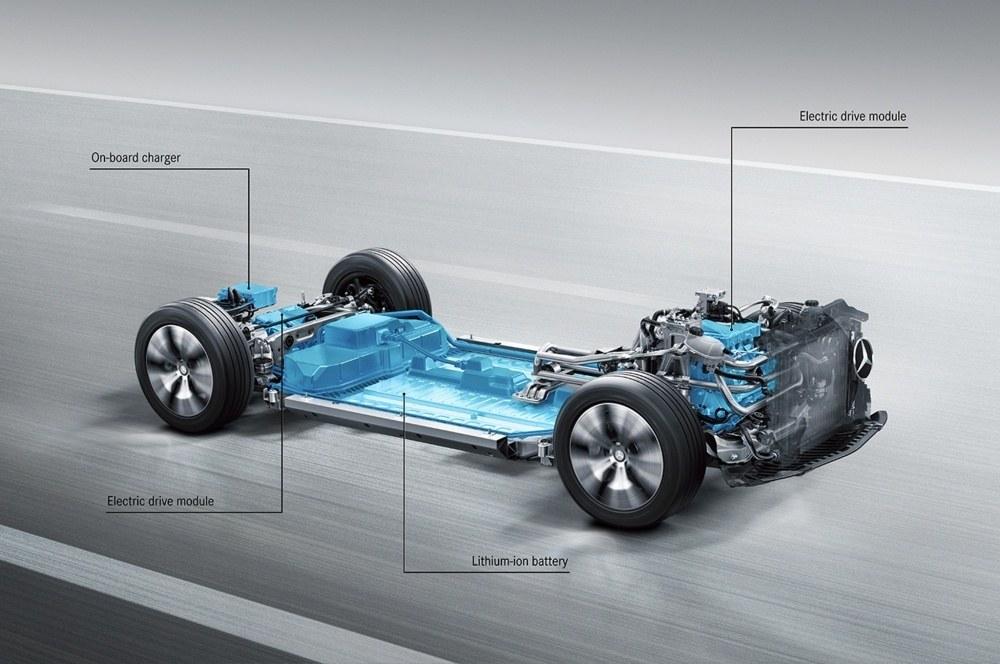 Mercedes-Benz-multi-model-electric-vehicle-platform-1