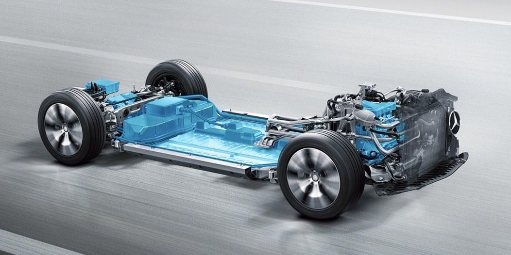 Mercedes-Benz-multi-model-electric-vehicle-platform-2