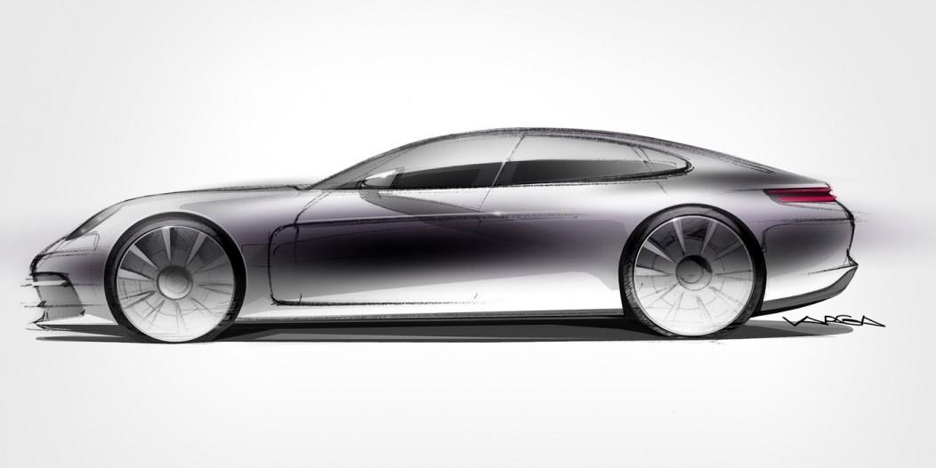 Porsche-Teaser
