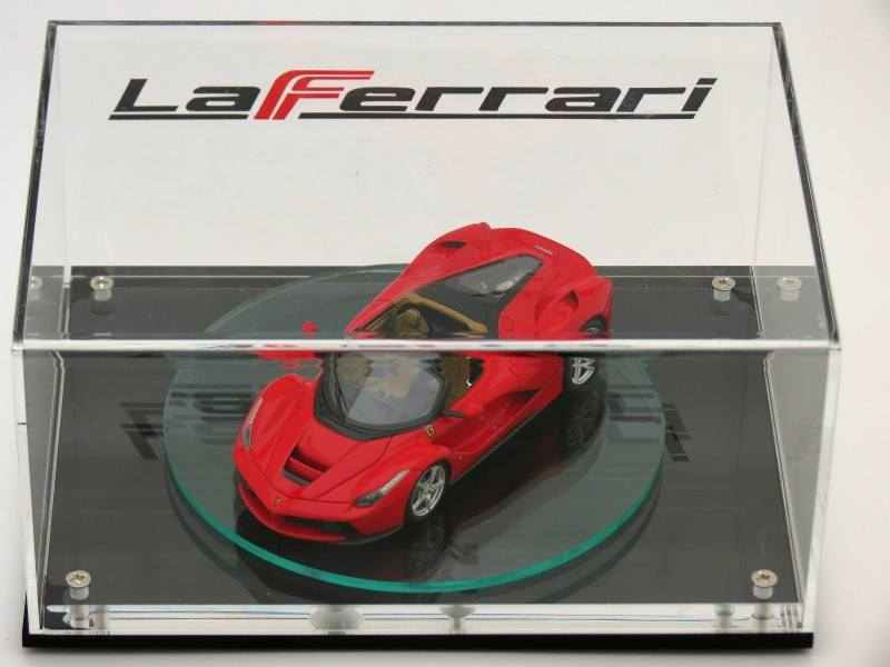 Scale-model-might-reveal-looks-of-the-2017-Ferrari-LaFerrari-Spider-1