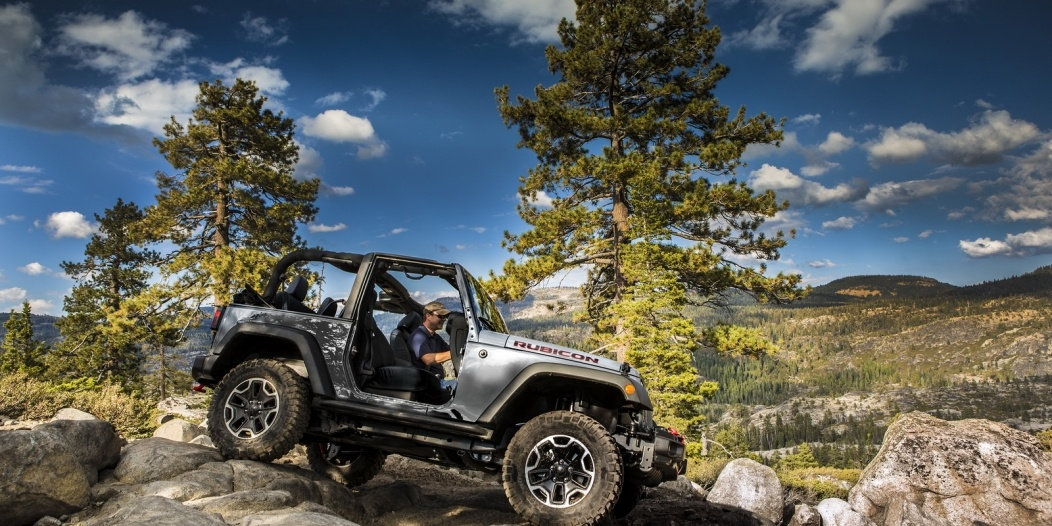 2016 Jeep® Wrangler Rubicon Hard Rock