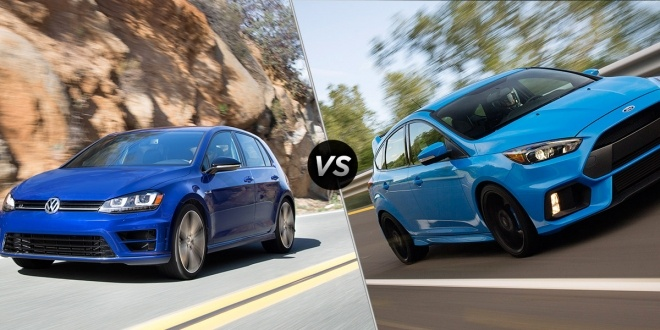 2016_VW_GOLF_R_VS_2016_FORD_FOCUS_RS_A