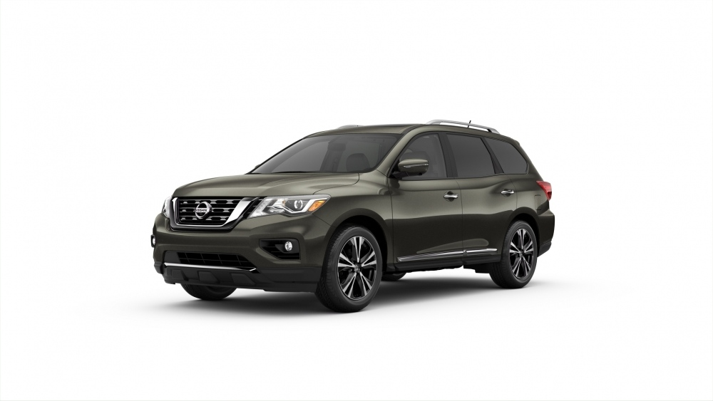 Pathfinder, one of Nissan's best known and most popular nameplates in its nearly 60-year history in the United States, is reborn for the 2017 model year with more adventure capability, a freshened exterior look and enhanced safety and technology – pure Pathfinder taken to a higher level of performance and style
