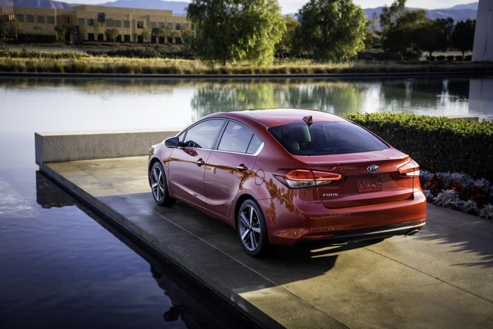 2017 Forte Sedan
