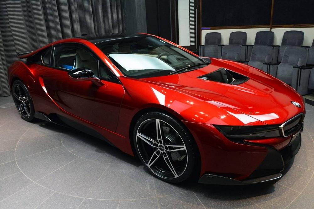 Lava-Red-BMW-i8-4