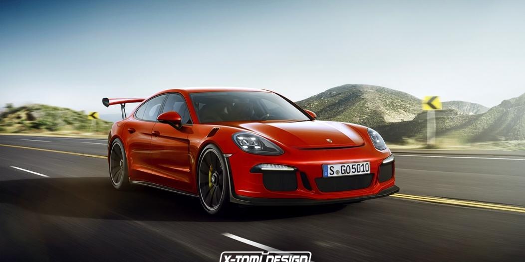 Porsche Panamera GT3 RS 2