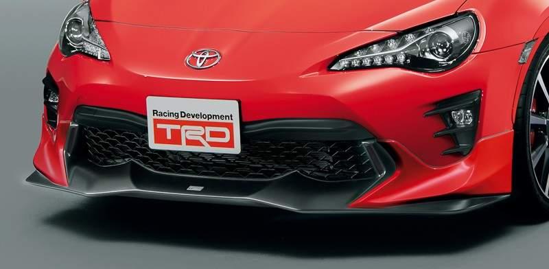 TRD 2017 Toyota GT86