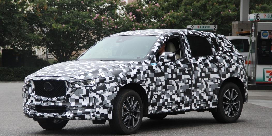 2018 Mazda CX-5 1
