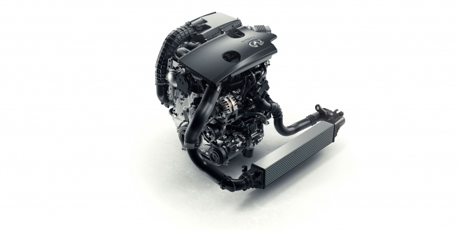 infiniti new engine