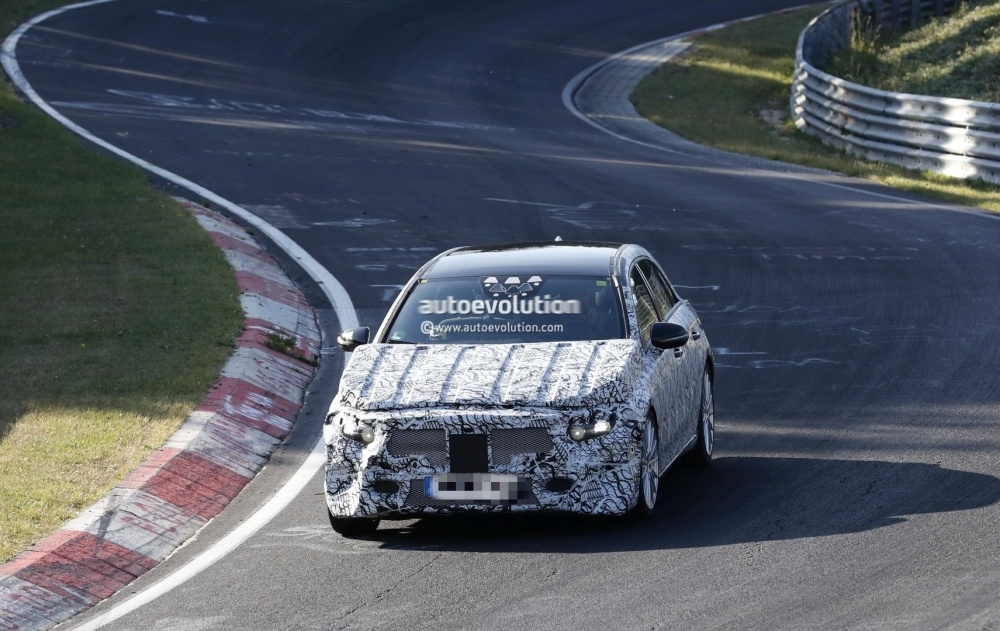 all-new-mercedes-a-class-at-nurburgring-2