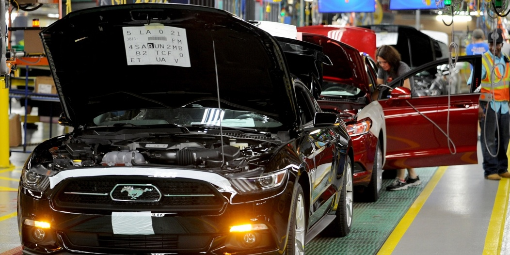ford-mustang-production