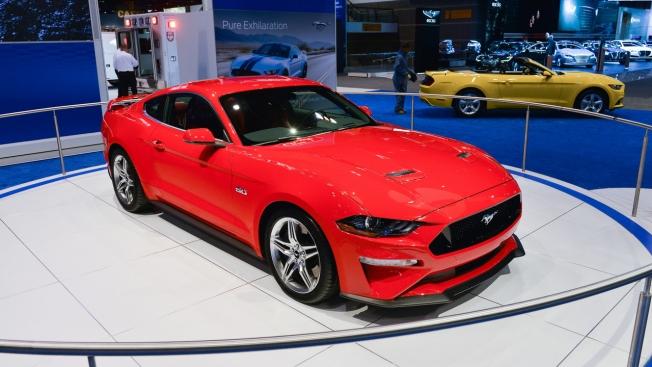 فورد موستانج السيارة الرياضية الأكثر مبيعاً في العالم للعام الثاني على التوالي