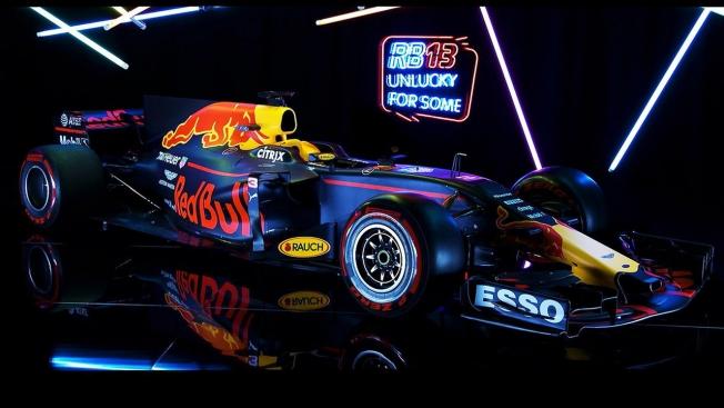فريق ريد بول للفورمولا ون يكشف عن متسابقته إستعداداً لموسم 2017