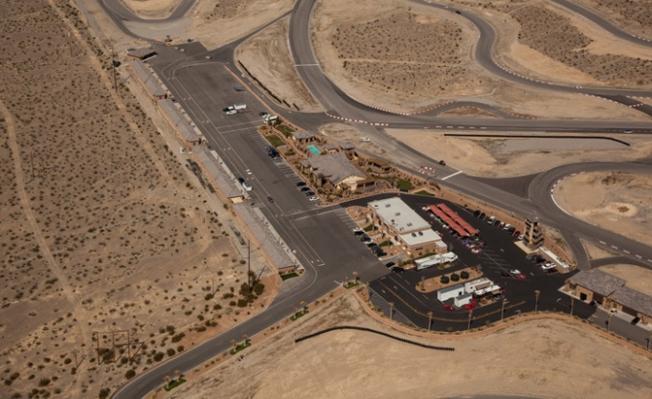 أطول حلبة في العالم سيبلغ طولها أكثر من 24 كم حين افتتاحها
