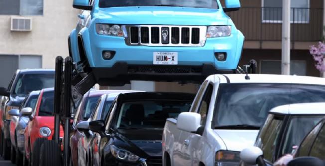 شركة تعديل تقوم بتطوير نظام يساعد السيارات على تخطي الإختناق المروري بشكل مثير