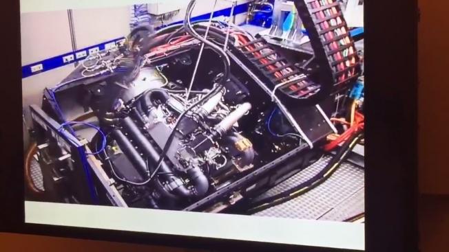 شاهد كيف تختبر بوقاتي محرك تشيرون لضمان أدائه في أقسى الظروف