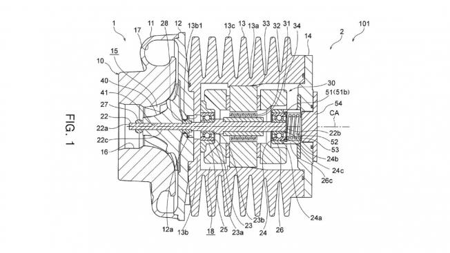 تويوتا تسجل براءة اختراع جديدة لسوبرتشارج كهربائي