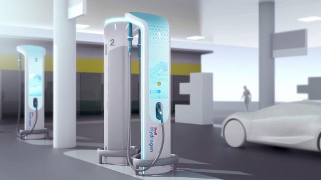 بي إم دبليو تتصوّر محطات تعبئة السيارات الهيدروجينية للمستقبل