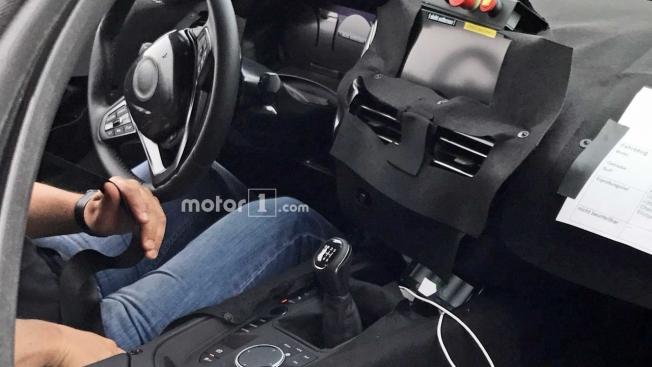بي إم دبليو Z4 الجديدة كلياً ستتوفر بناقل حركة يدوي