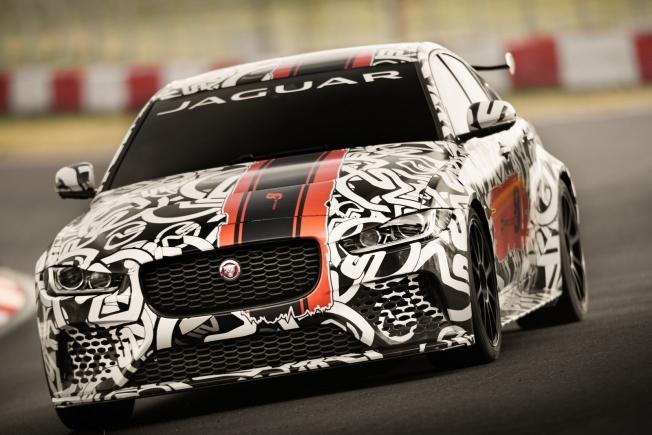 جاكوار تشوّقنا لـ XE SV Project 8، أقوى سيارة في تاريخها