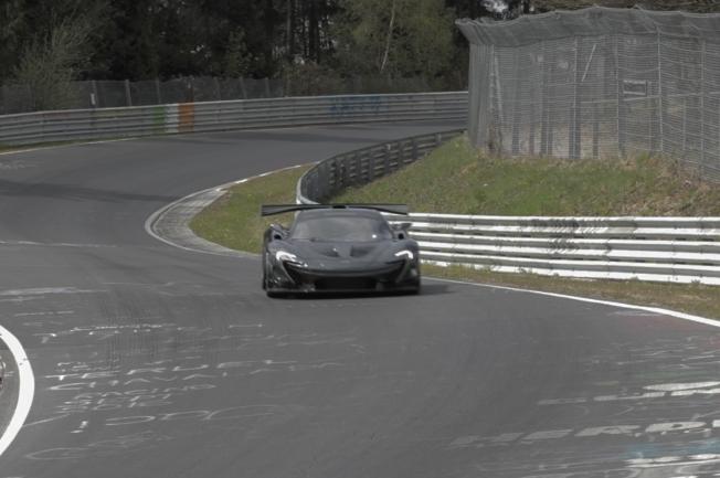 مكلارين P1 LM تحطم جميع التوقعات وتصبح أسرع سيارة على نوربرجرنج!