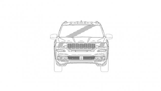 تسريب تصاميم سيارة جديدة كلياً من جيب، هل هي جراند واجونير أم يونتو؟