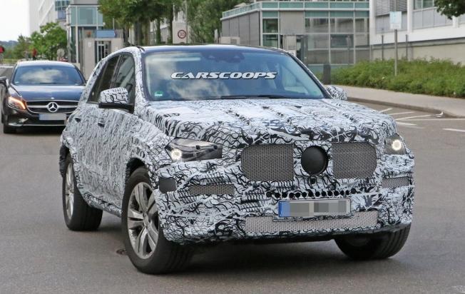 مرسيدس AMG ستضع محرك GT في GLE 63 القادمة