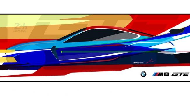 بي ام دبليو ستعود الى سباقات التحمّل بـ M8 GTE الجديدة