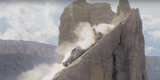 فيديو مذهل لاستعراض فورد فييستا بقوة 600 حصان في الصحراء
