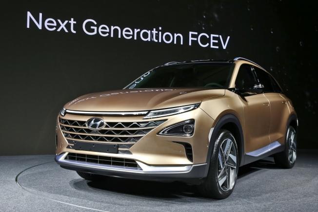هيونداي تكشف عن الجيل الجديد من السيارات الهيدروجينية بـ FCEV الإختبارية